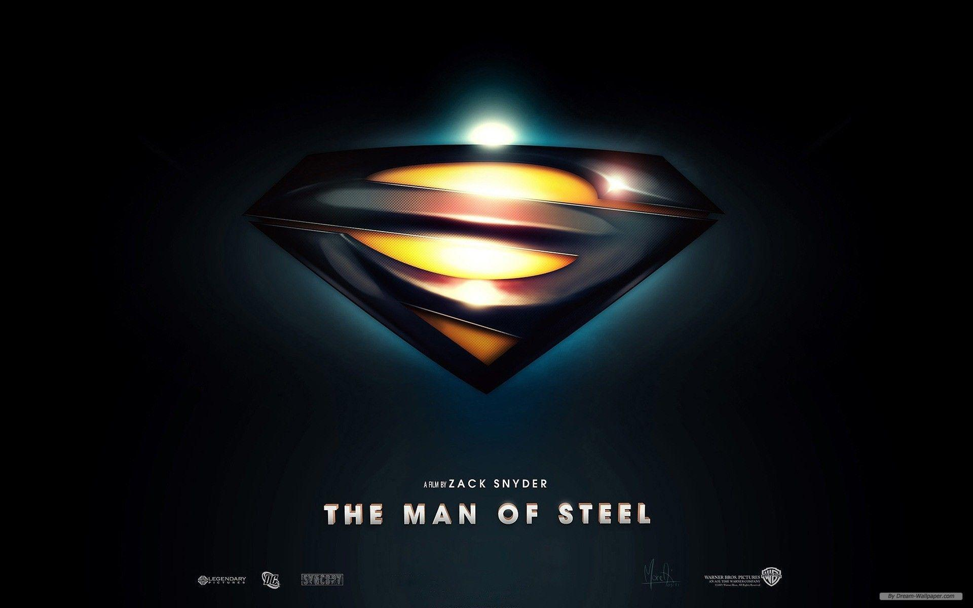 Superman Man Of Steel Backgrounds - Wallpaper Cave