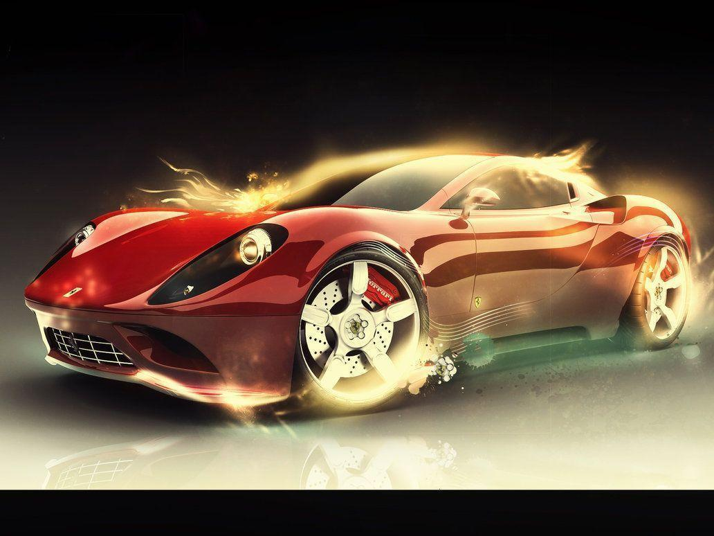 New Ferrari Cars Wallpapers 3