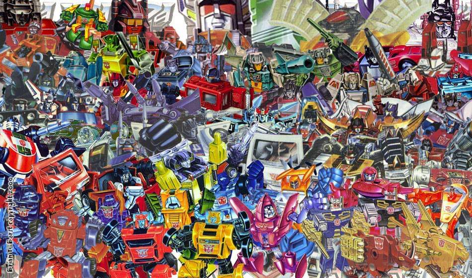 Transformers Autobots Wallpapers Wallpaper Cave