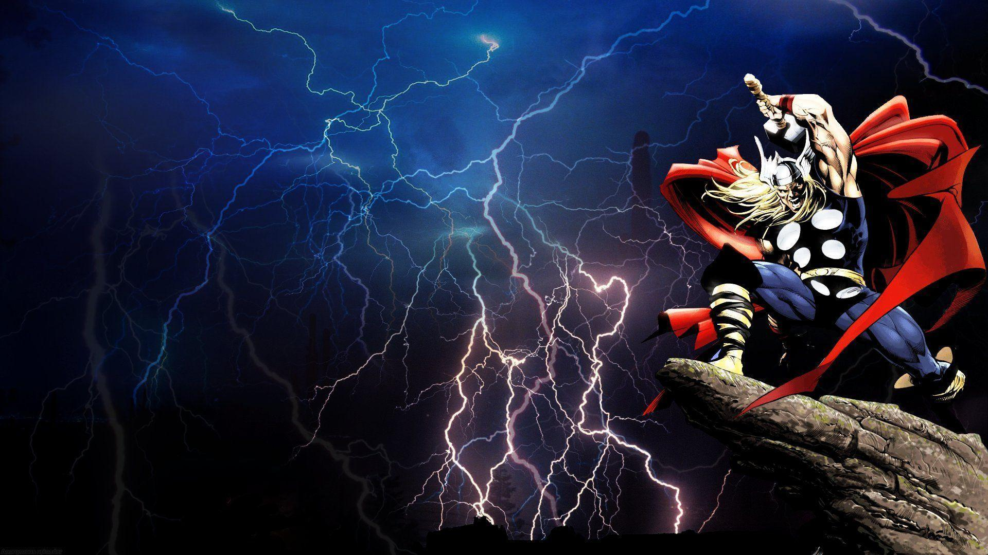 Thor Wallpapers - Wall...