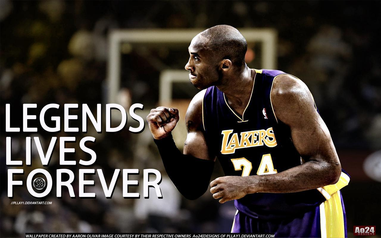 Kobe Bryant Legends Wallpapers