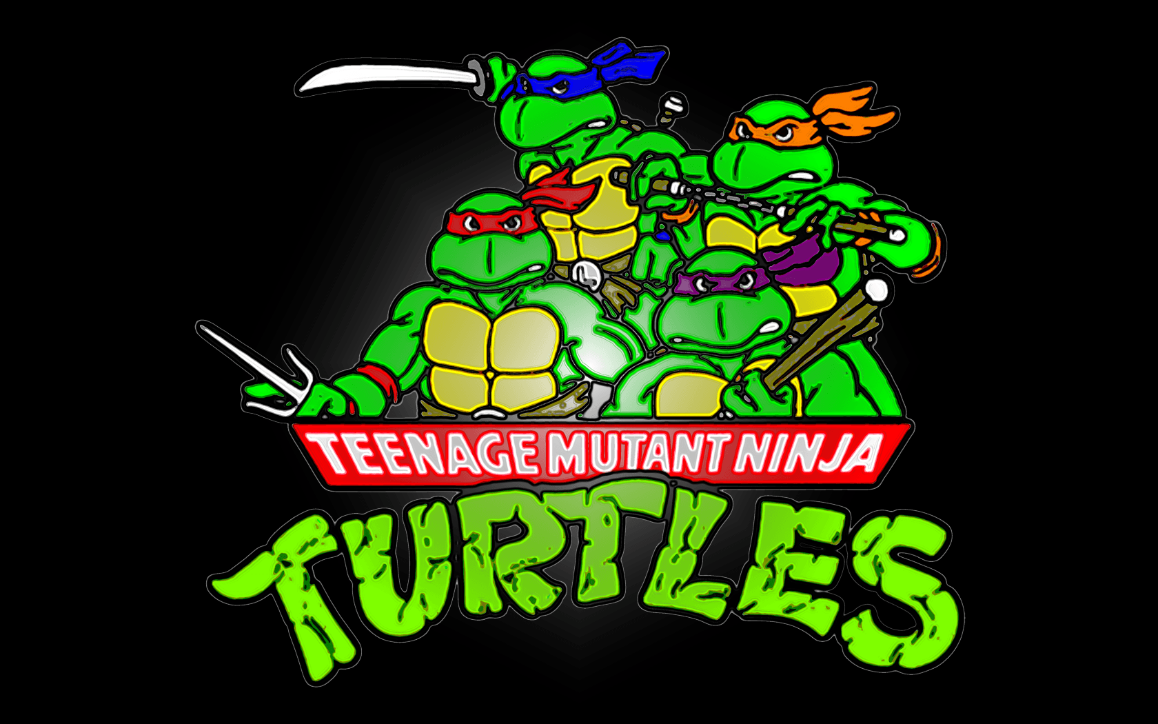 Ninja Turtles Wallpapers Wallpaper Cave