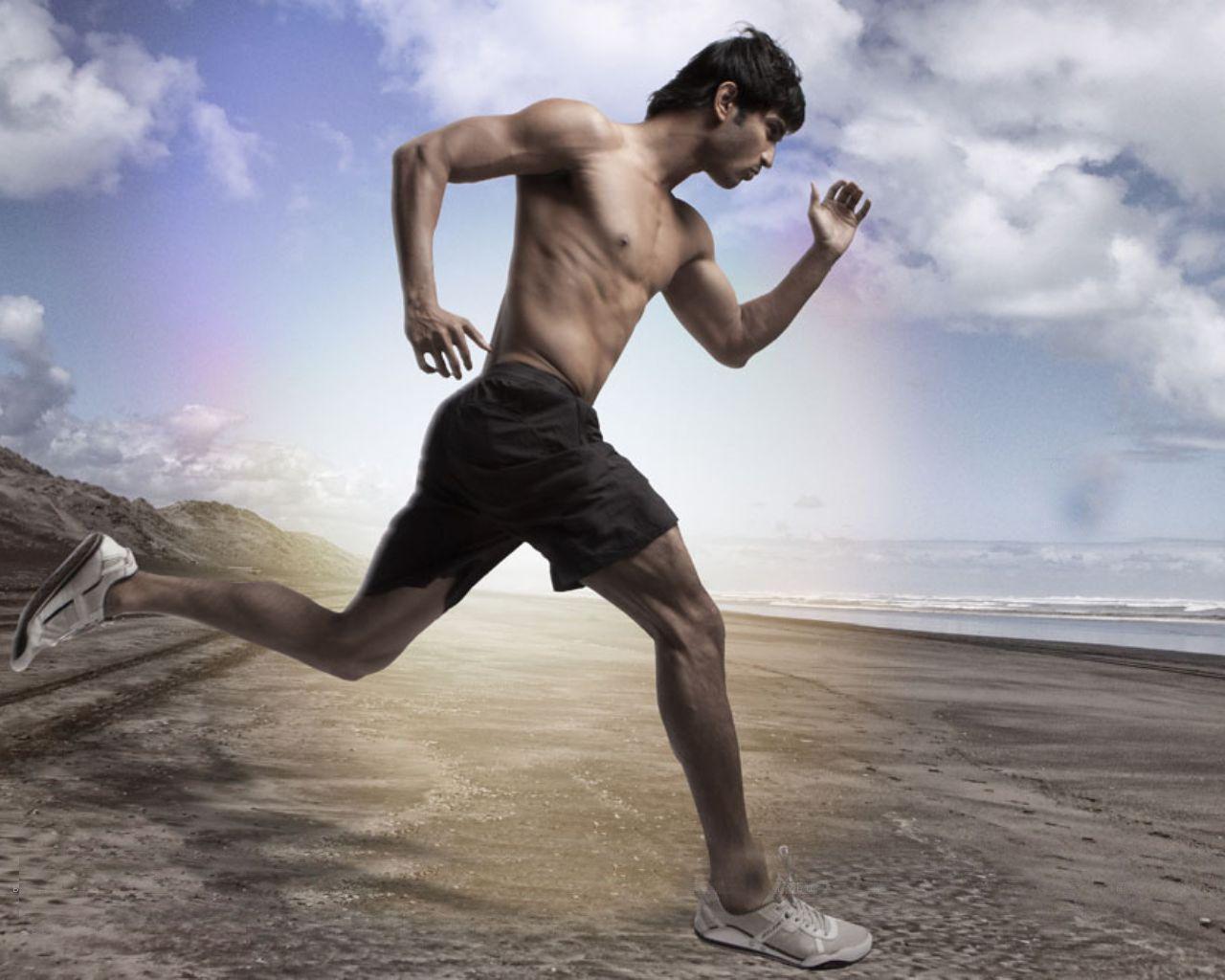 Sport Wallpaper Run