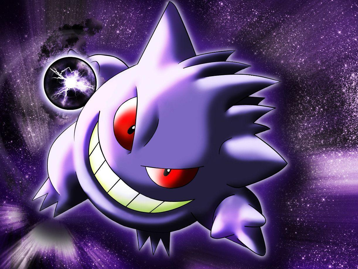 Gengar Wallpapers - Wallpaper Cave