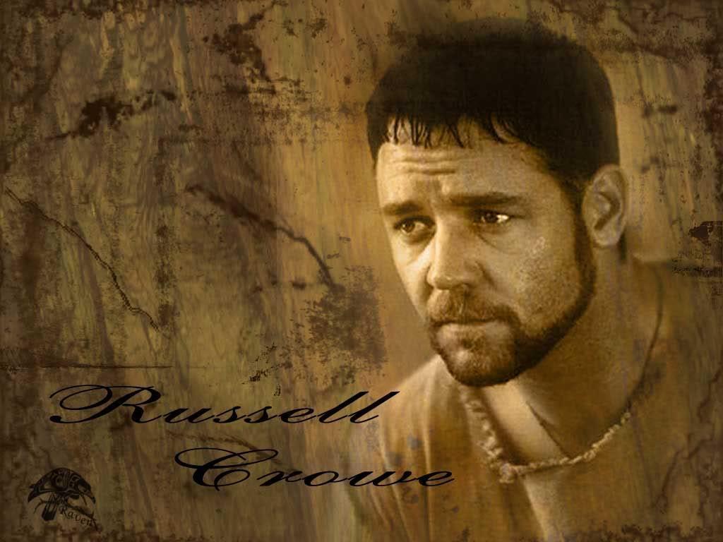 russell crowe wallpaper in movie gladiator