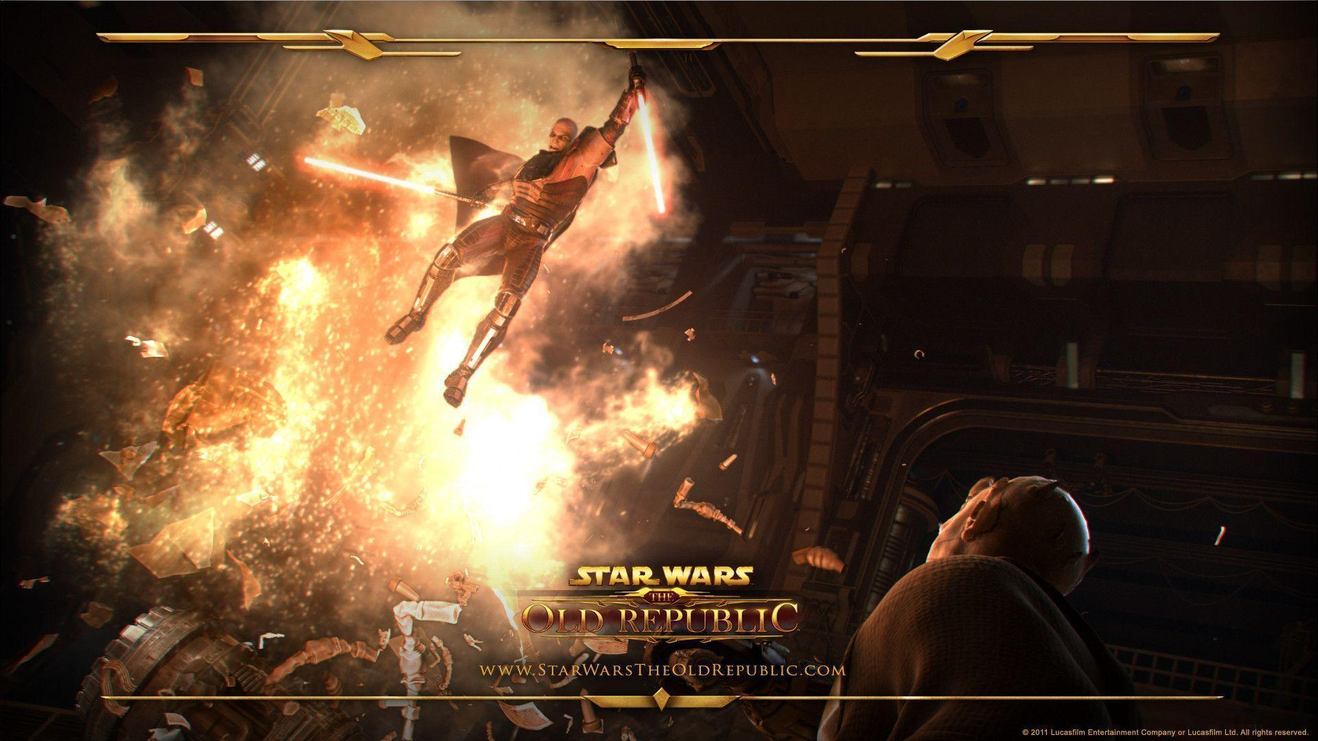 Star Wars the Old Republic HD wallpapers