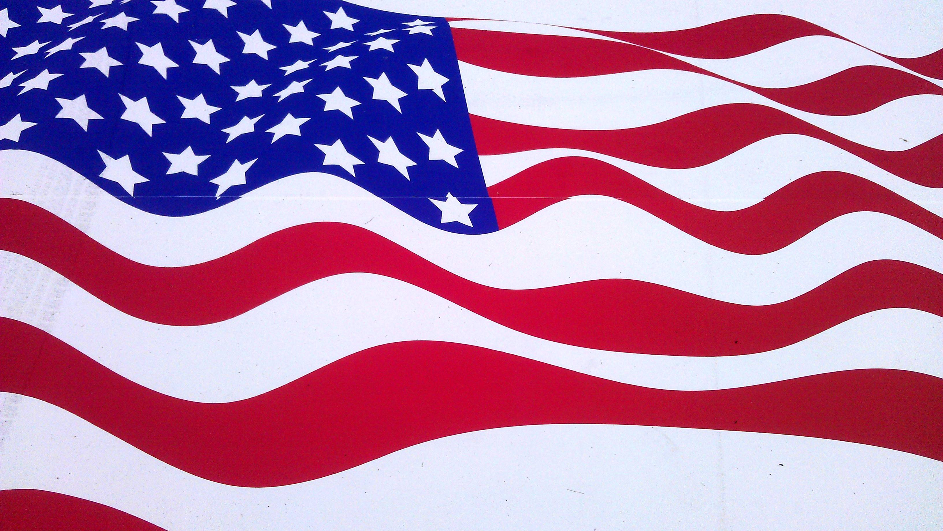 High Resolution Flag: American Flag Background Images
