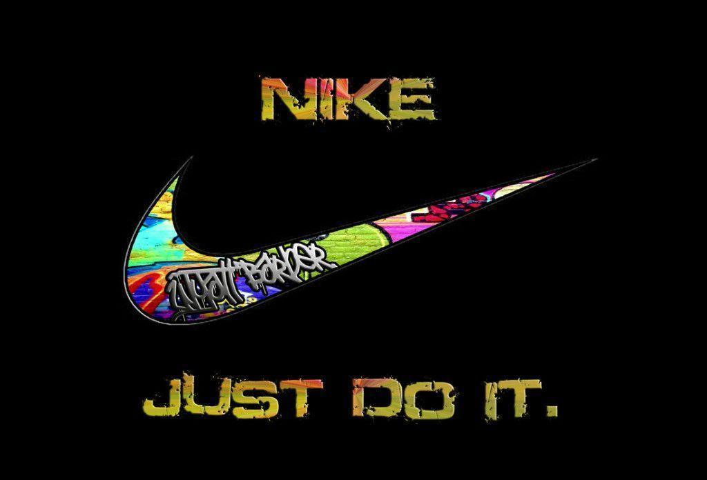 Cool Nike Logo Just Do It Wallpaper