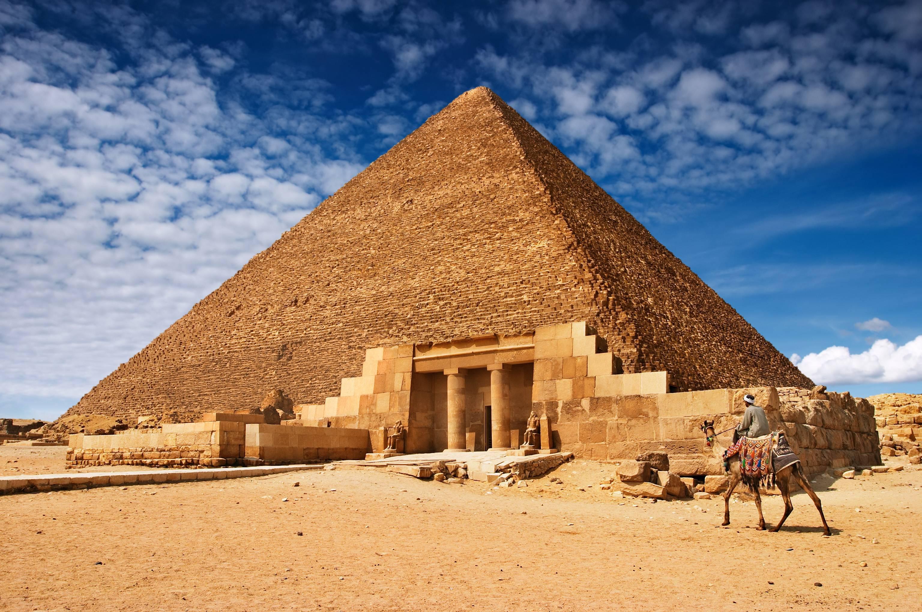 Giza Pyramids Wallpapers Wallpaper Cave