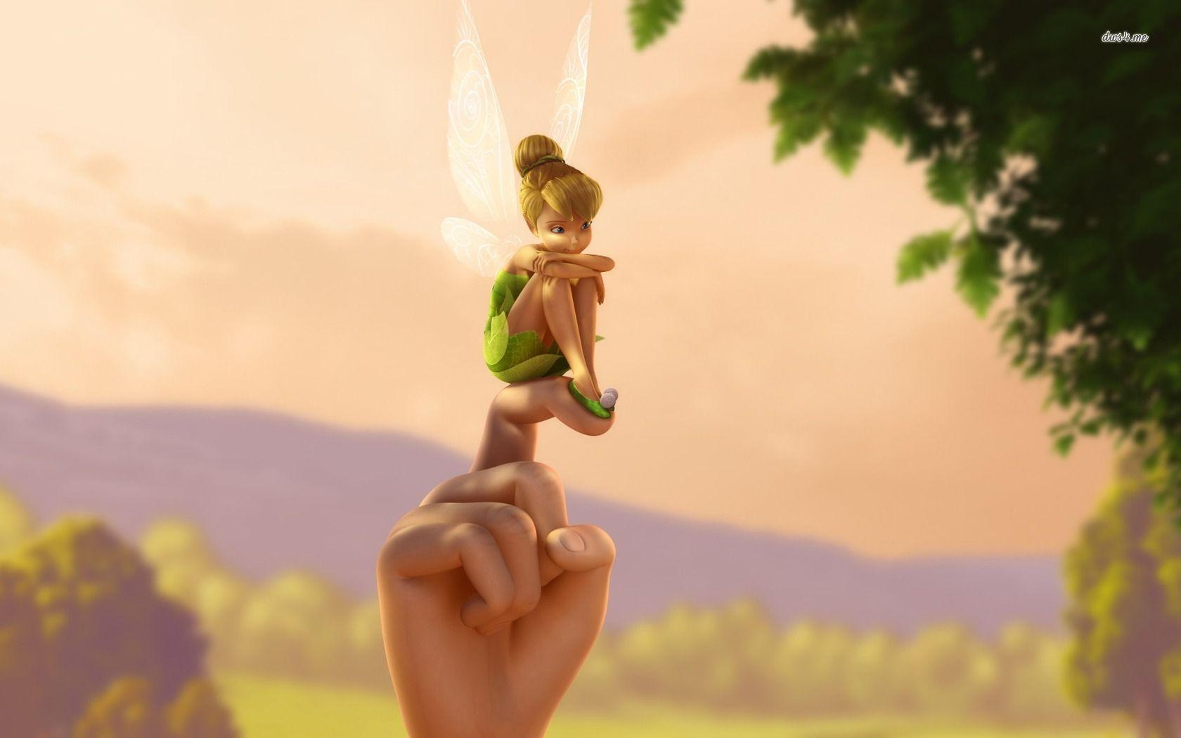 Tinkerbell Wallpapers - Wallpaper Cave