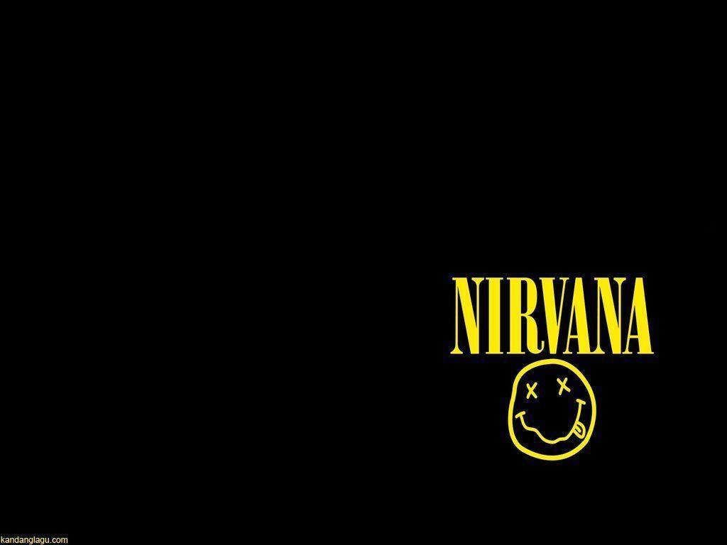 Image For > Nirvana Logo Wallpapers