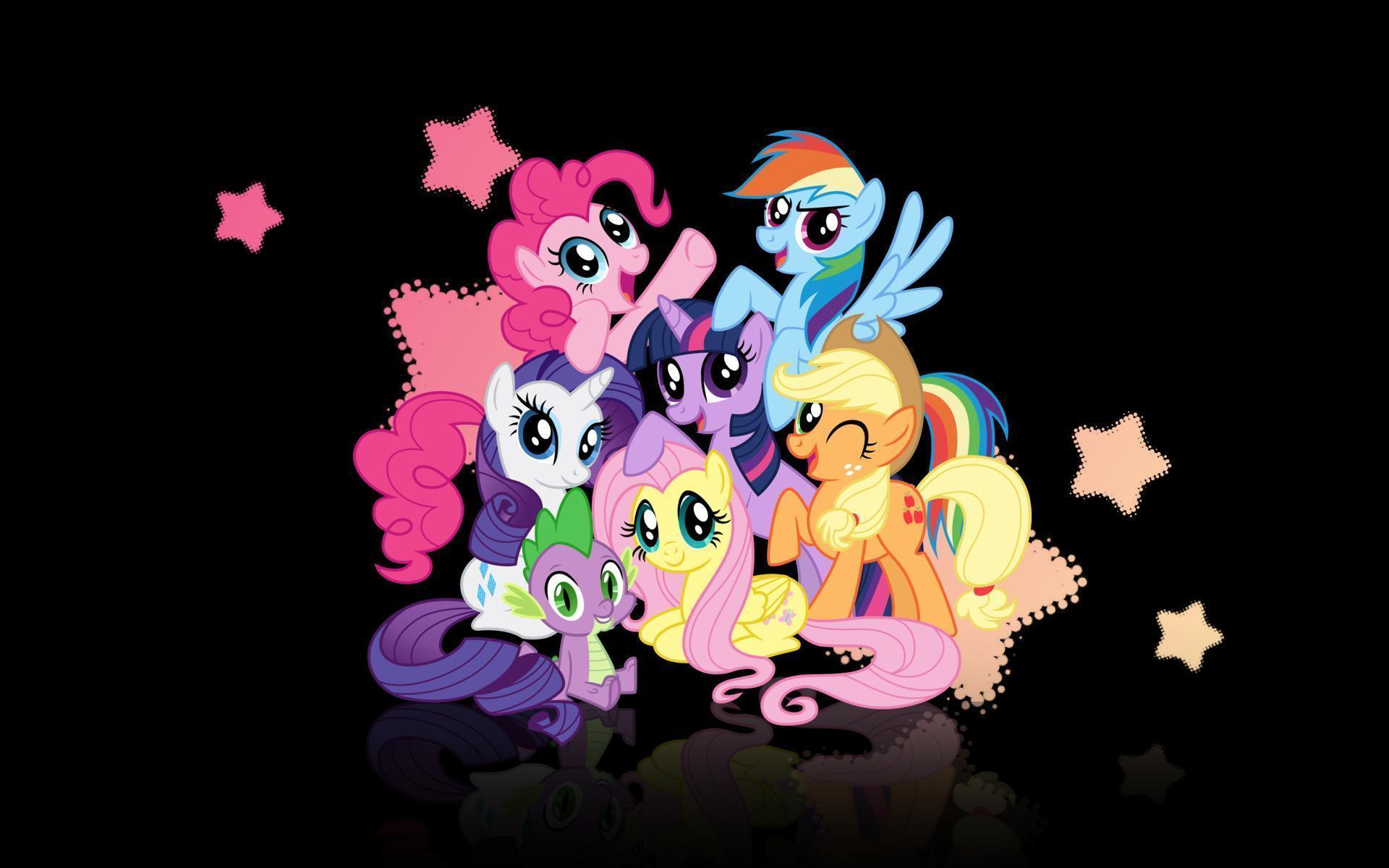 My Little Pony Hd Wallpapers Wallpaper Cave