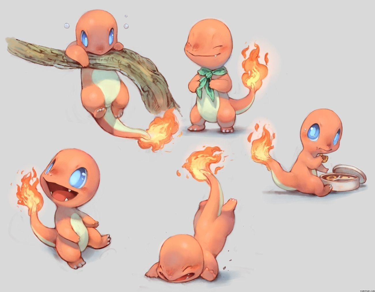 Wallpapers For > Pokemon Wallpapers Cute