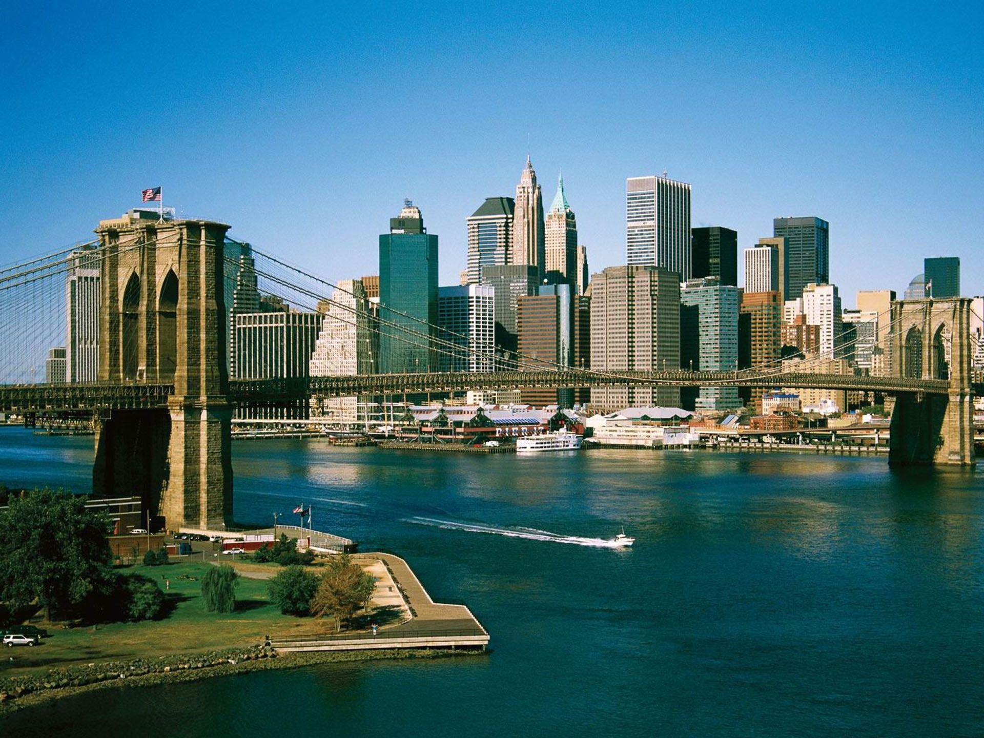 New York City Desktop Wallpapers - Wallpaper Cave