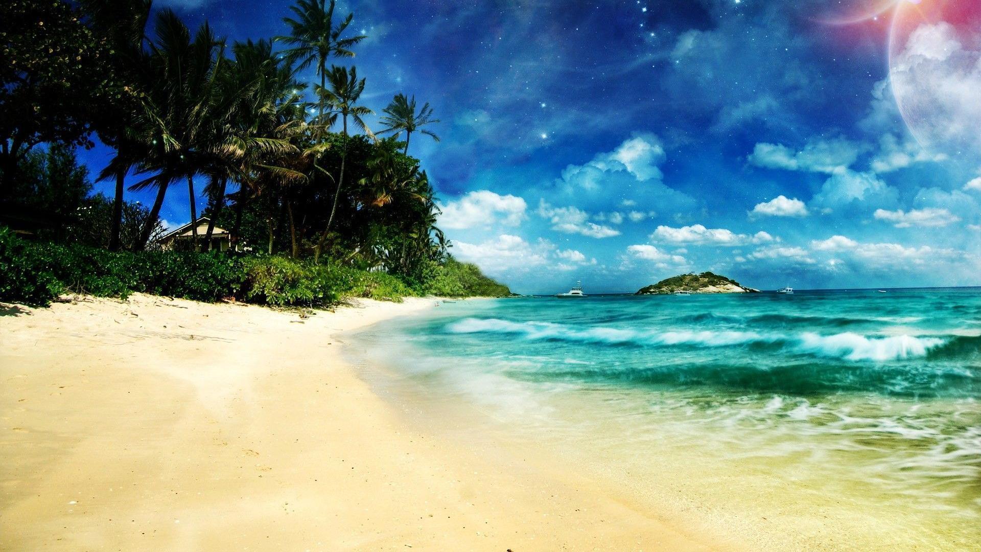 Wallpapers For Cool Beach Desktop Backgrounds