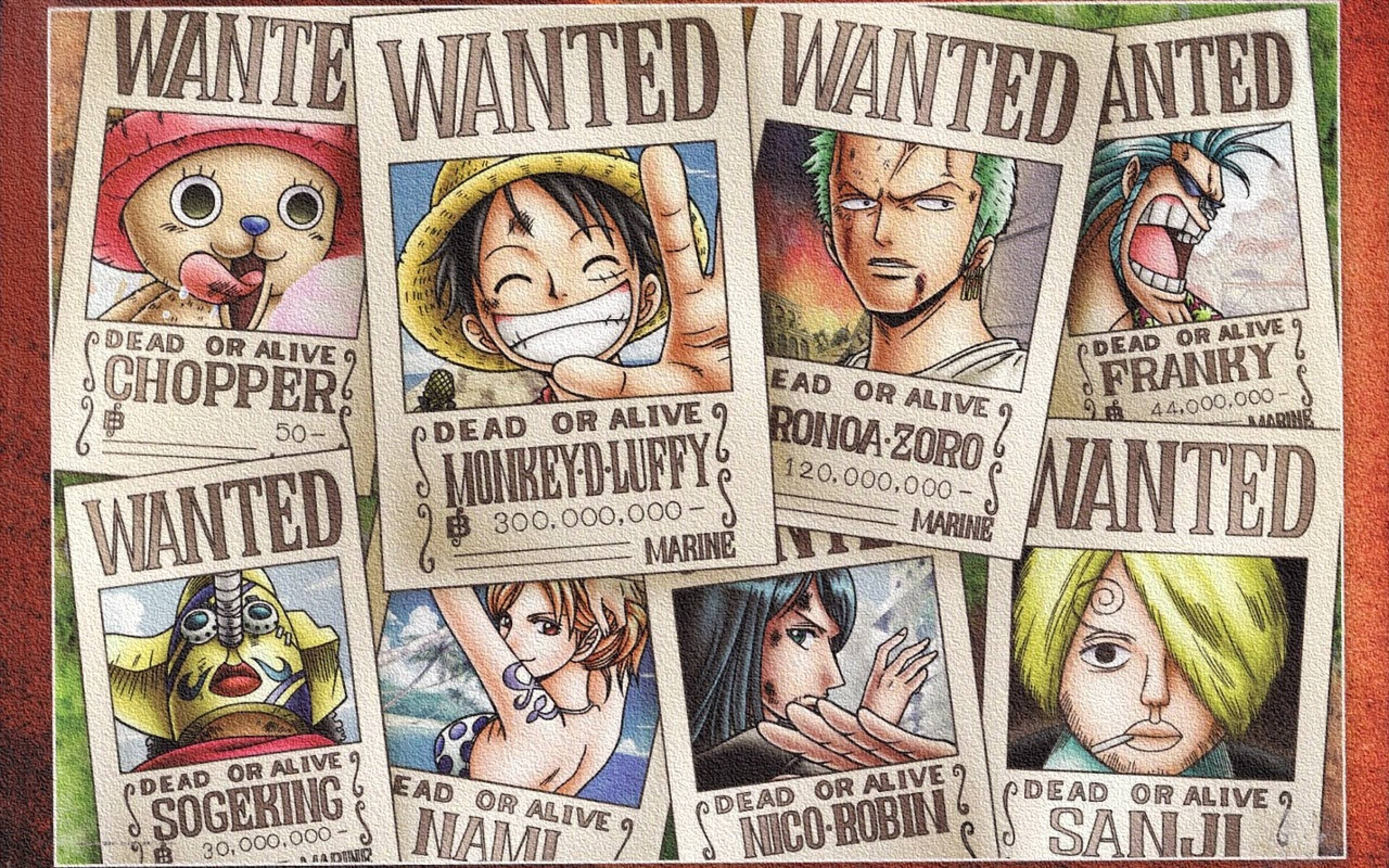 one piece wallpapers wanted - photo #2