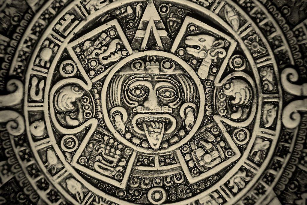 Mayan Calendar Wallpaper Hd : Aztec calendar wallpapers wallpaper cave