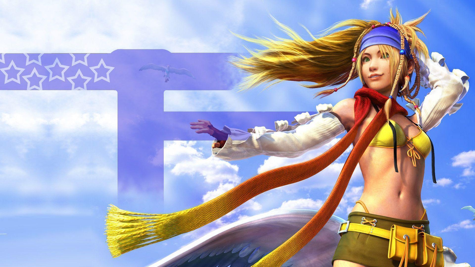 Final Fantasy x Nacktgalerien
