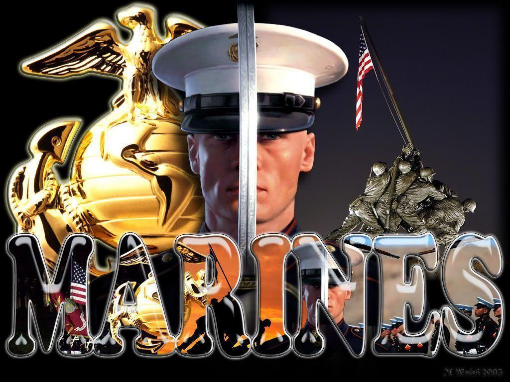 marine corps desktop backgrounds wallpaper cave