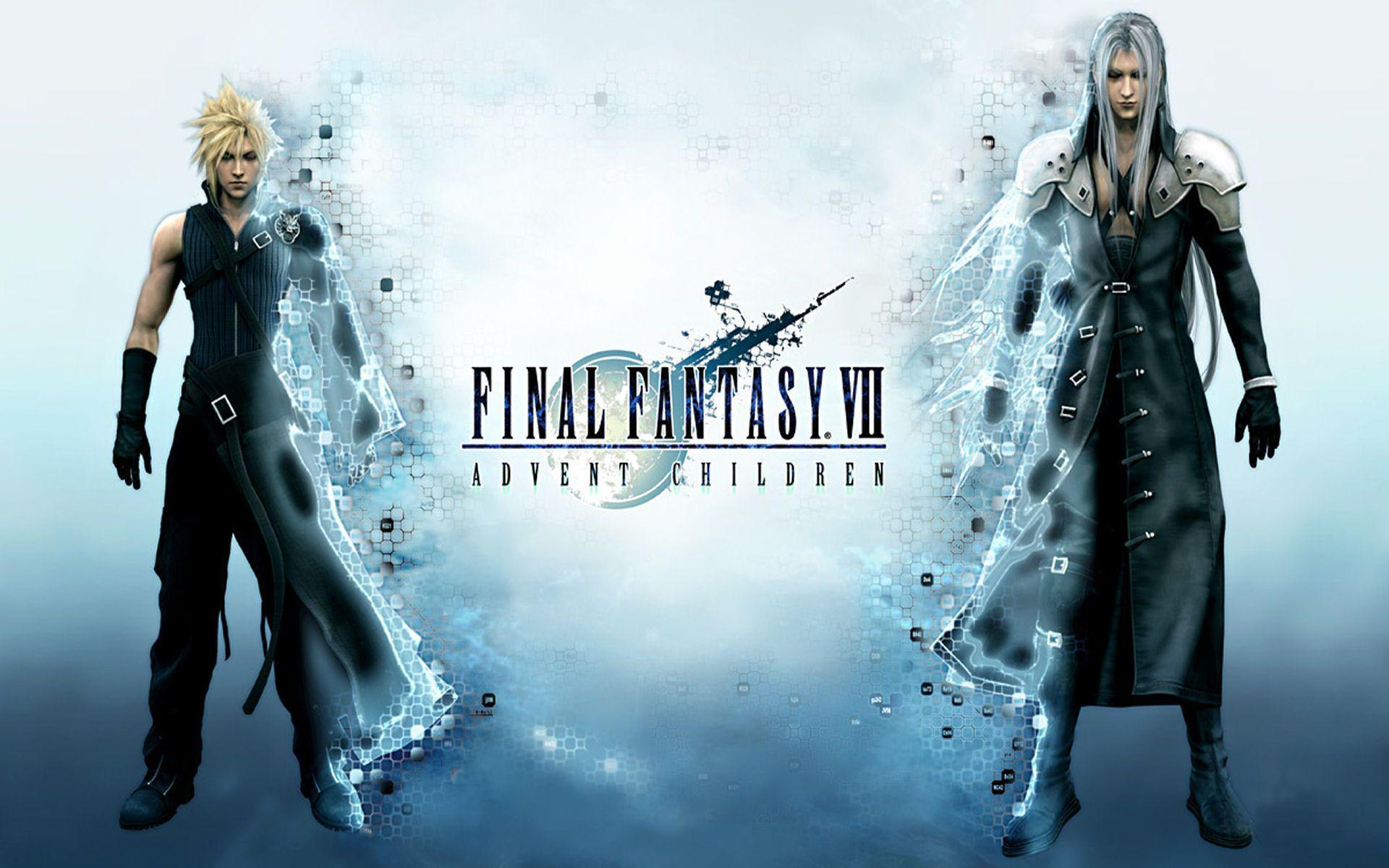 Final Fantasy Advent Children Wallpapers