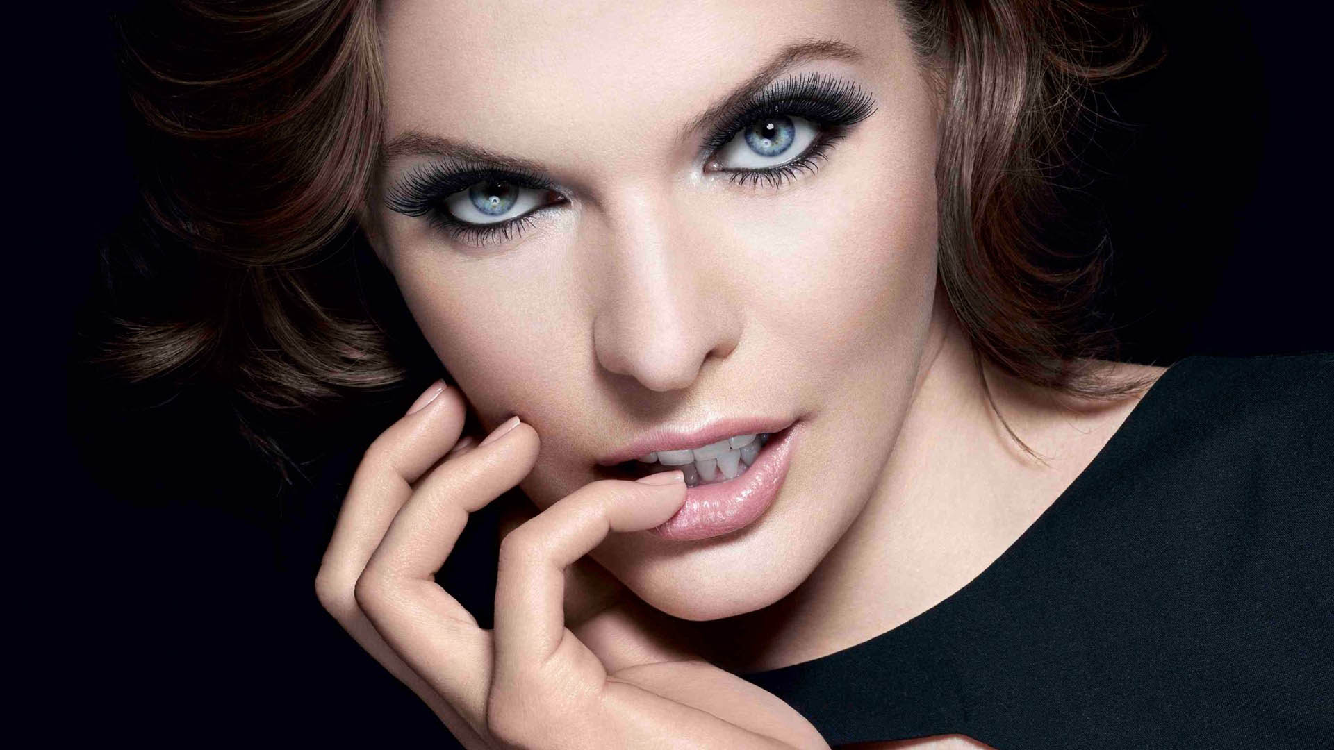 Milla Jovovich Wallpapers - Wallpaper Cave