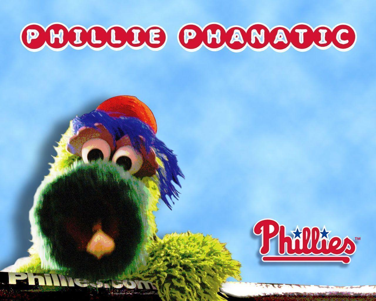 Phillie Phanatic - Wallpaper | phillies.com: Fan Forum