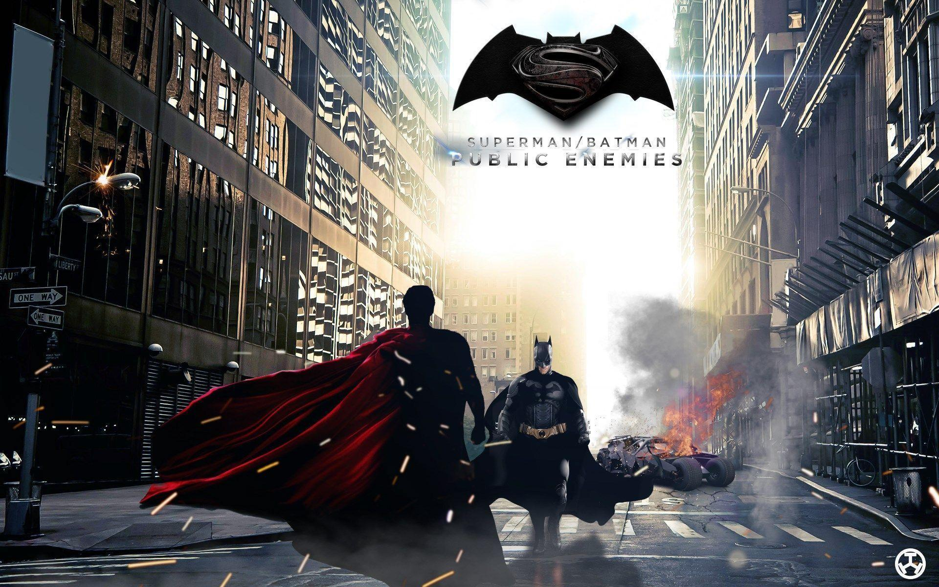Animals For > Superman Vs Batman Movie Wallpaper