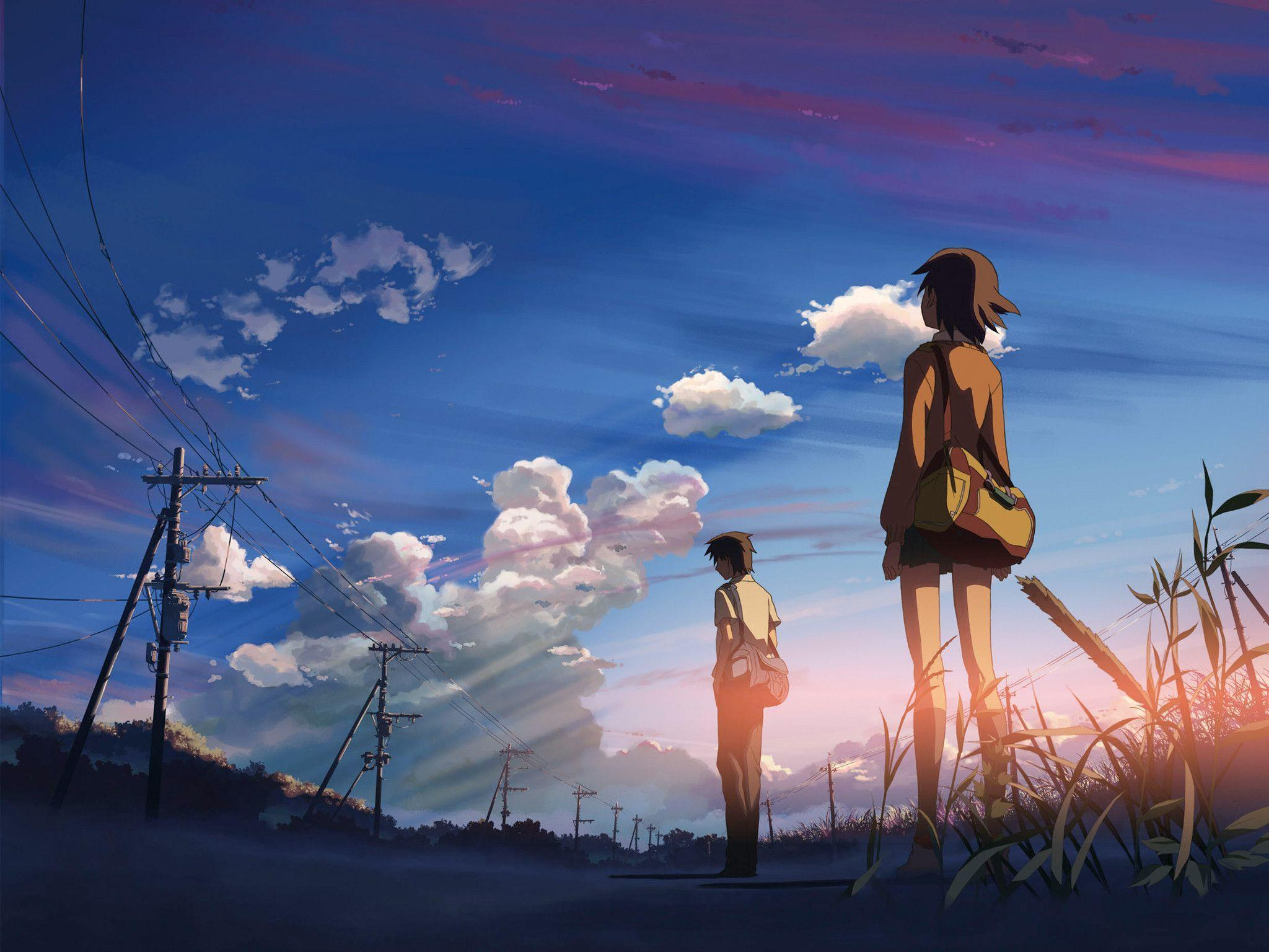 76 5 Centimeters Per Second Wallpapers