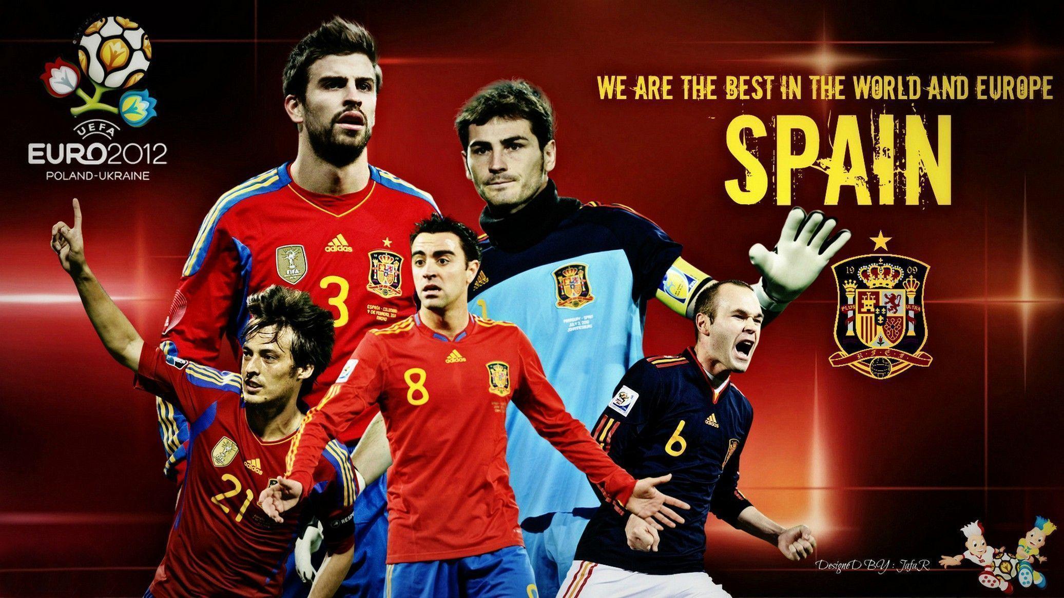 Wallpaper, Images For > Spain Football Logo Wallpaper Spain ...