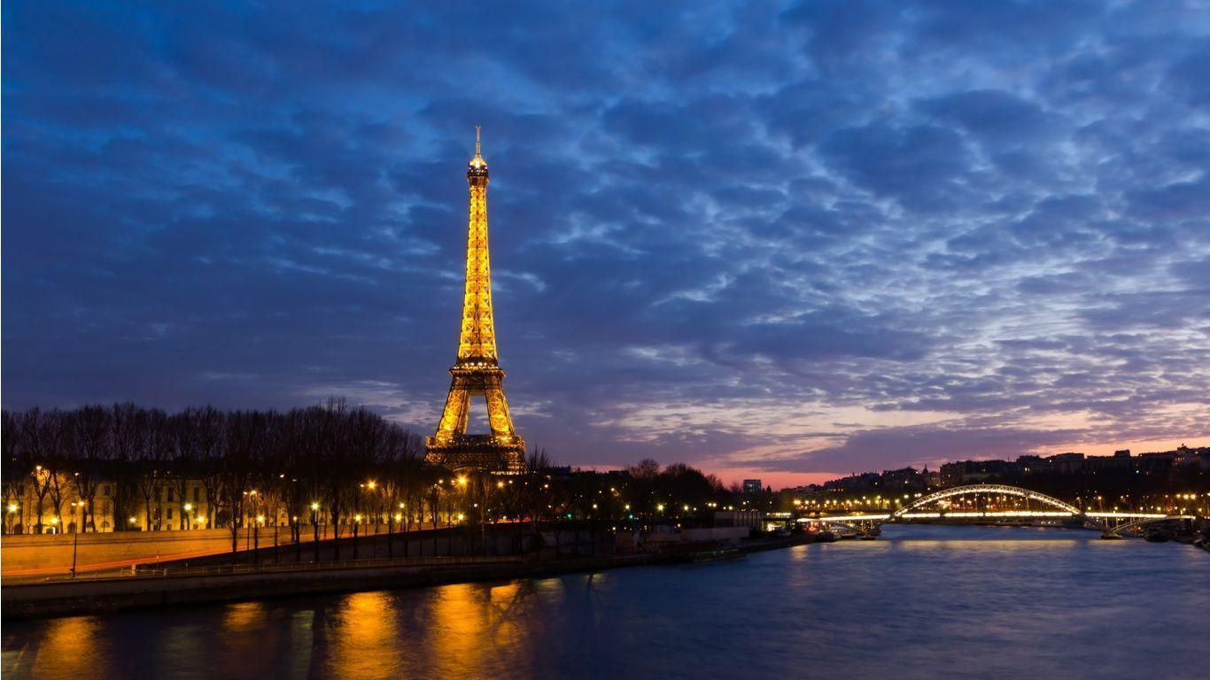Paris Desktop Wallpapers Wallpaper Cave