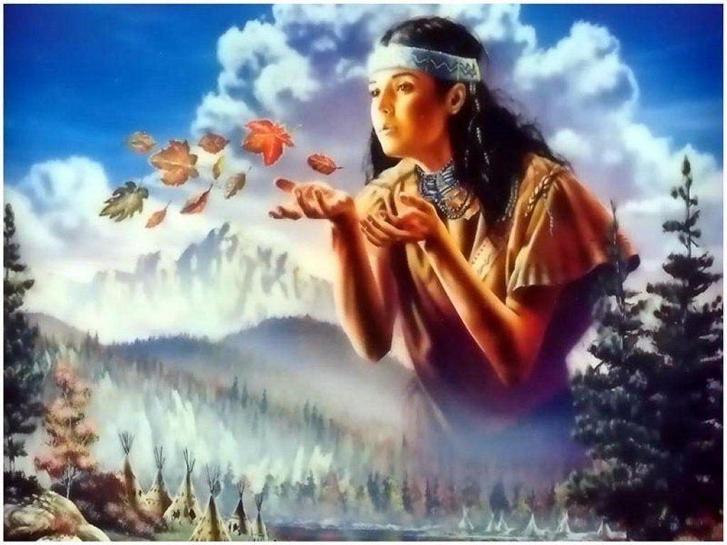 native american wallpaper fox - photo #29