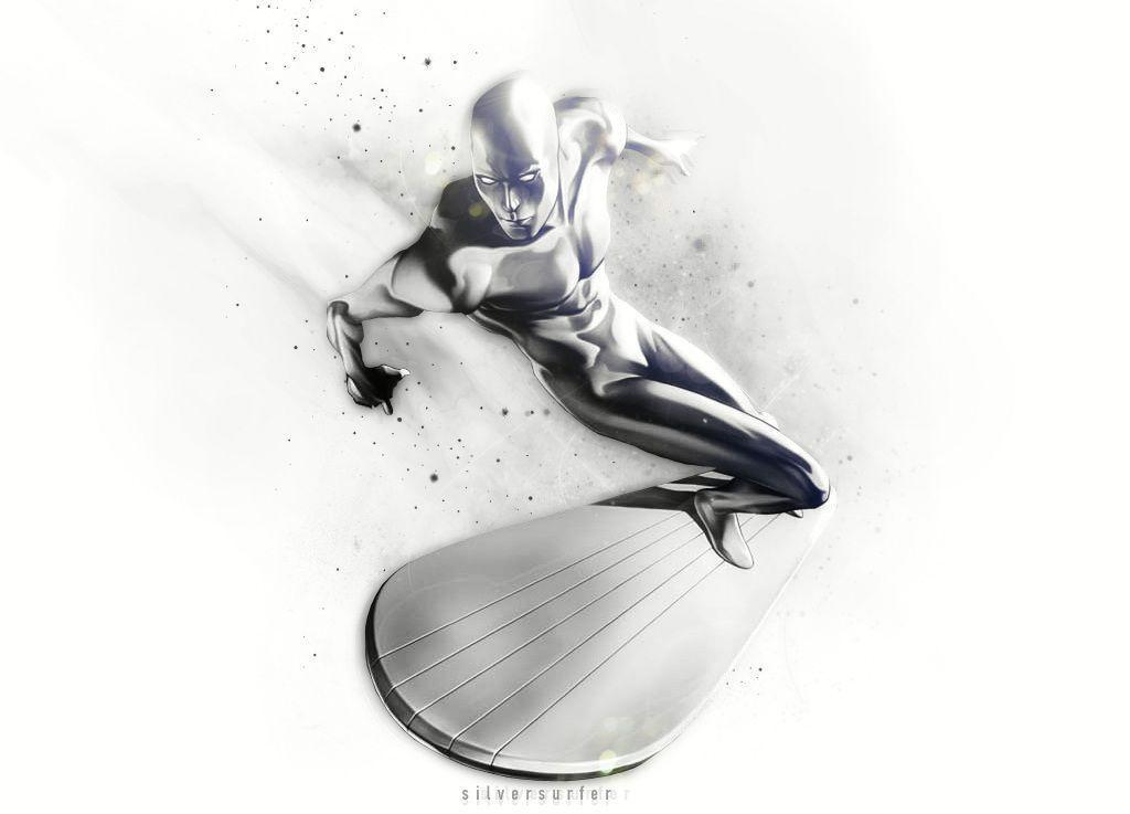 Download Silver Surfer Wallpapers 1024x737