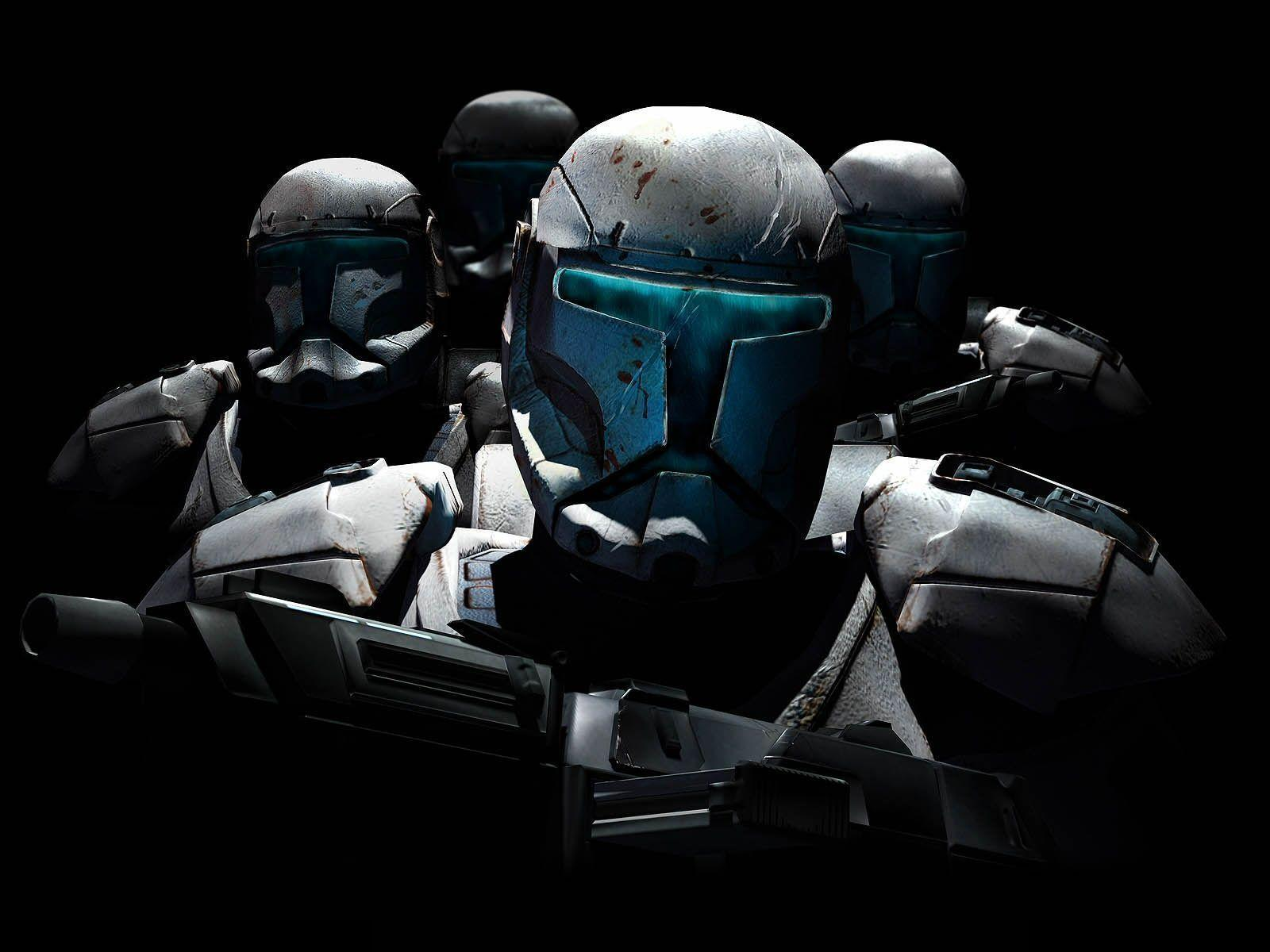 Star Wars Clones Wallpapers