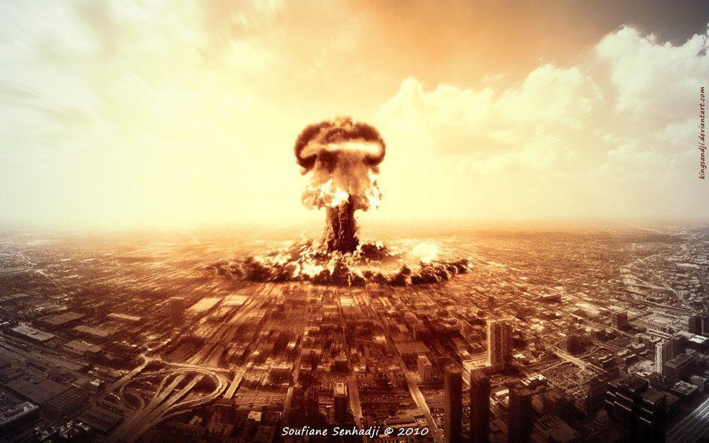 Gallery For > Nuclear Explosion Wallpaper