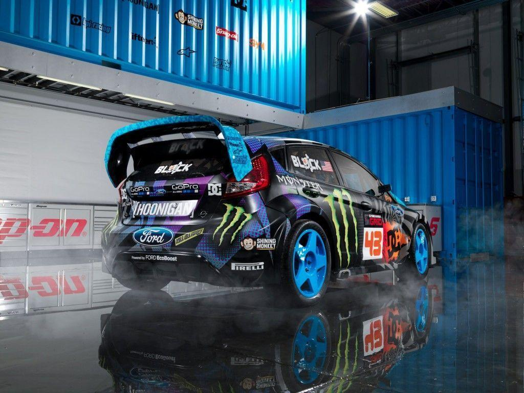 Ken Block Gymkhana Wallpapers Wallpaper Cave