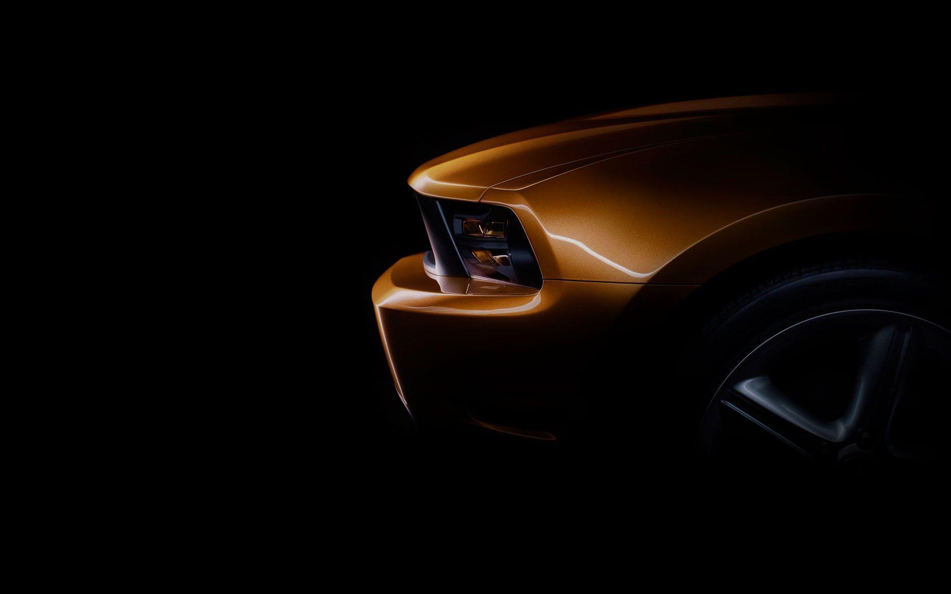 Ford Mustang Desktop Wallpaper