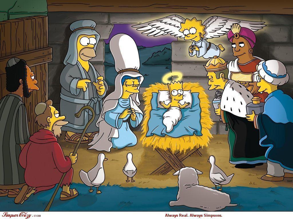 Uncategorized Simpsons Christmas Wallpaper simpsons christmas wallpapers wallpaper cave crazy