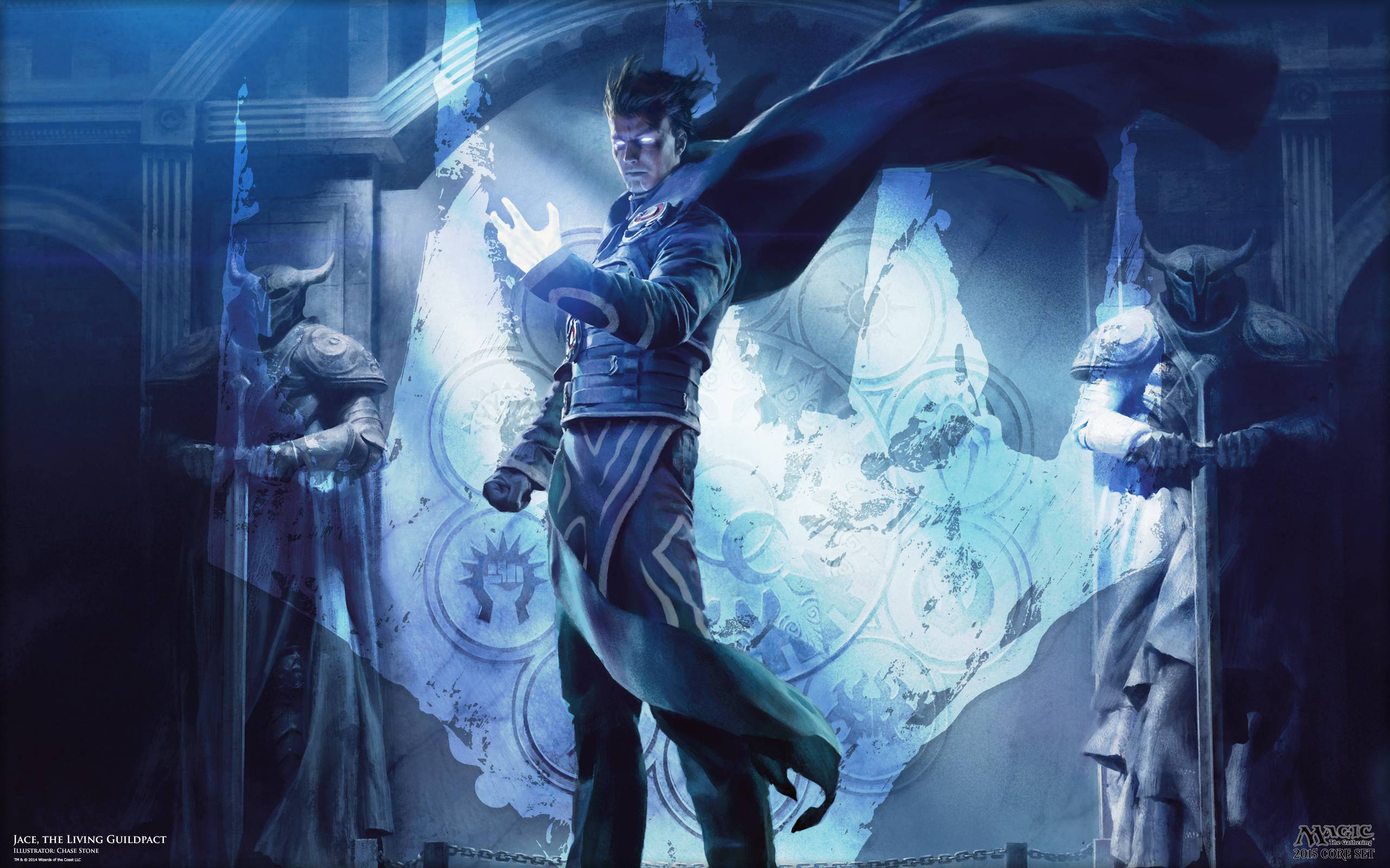 Jace, the Living Guildpact | MAGIC: THE GATHERING