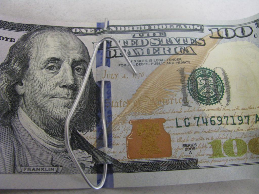 New $100 Bill Error?