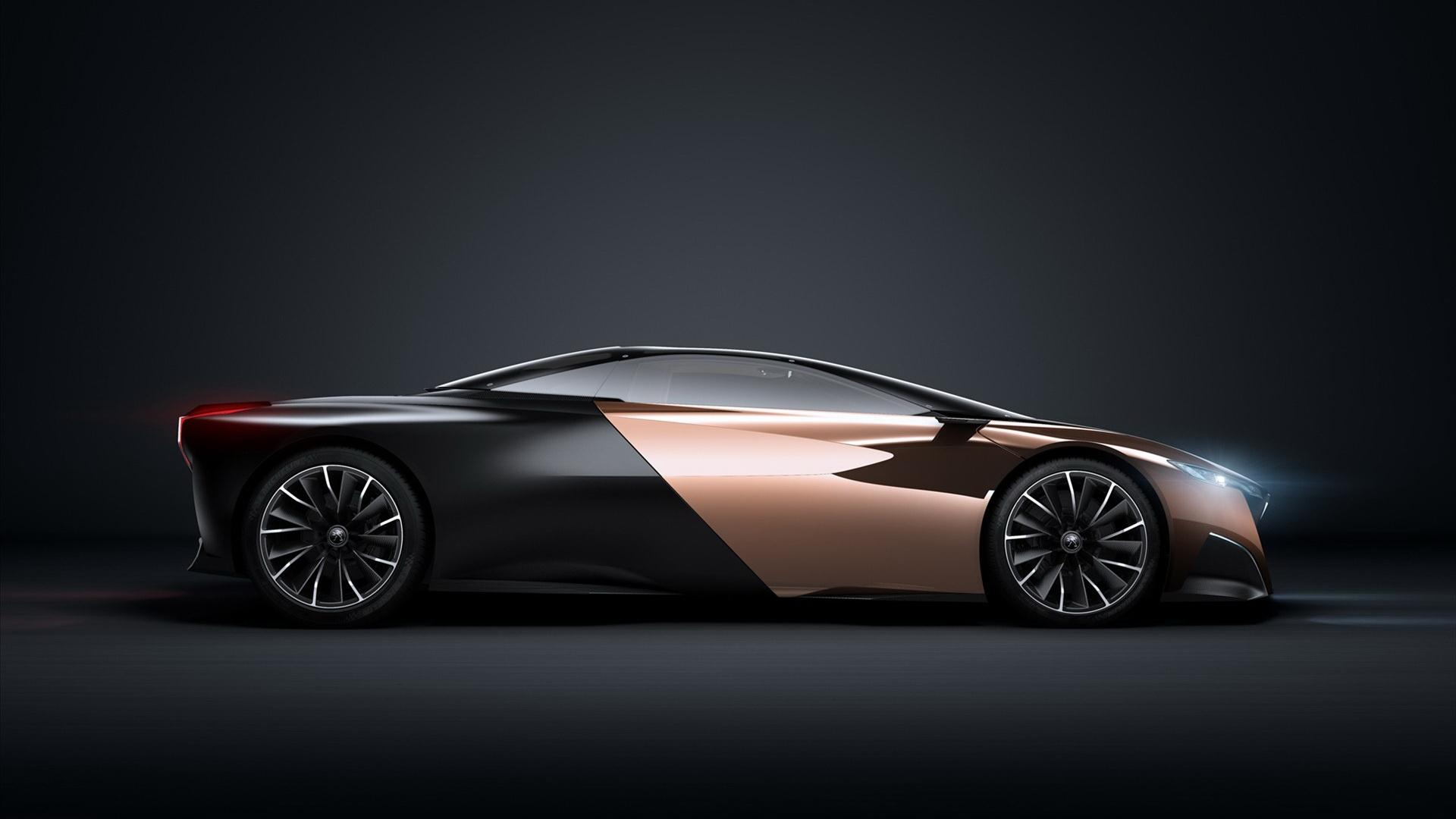 Peugeot onyx concept car HD Wallpapers 1920x1080 1080p hd wallpapers
