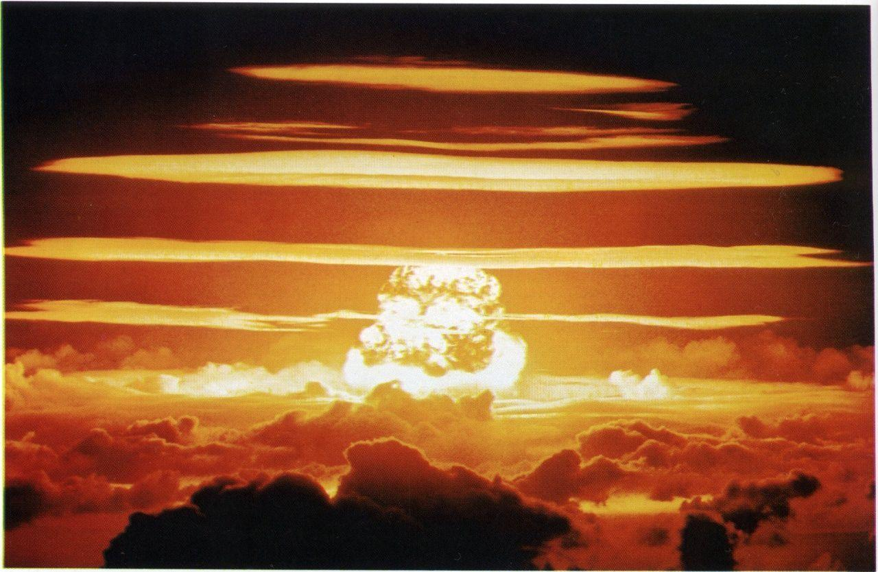 Nuclear Bomb Wallpapers - Wallpaper Cave Real Nuclear Explosions Wallpaper