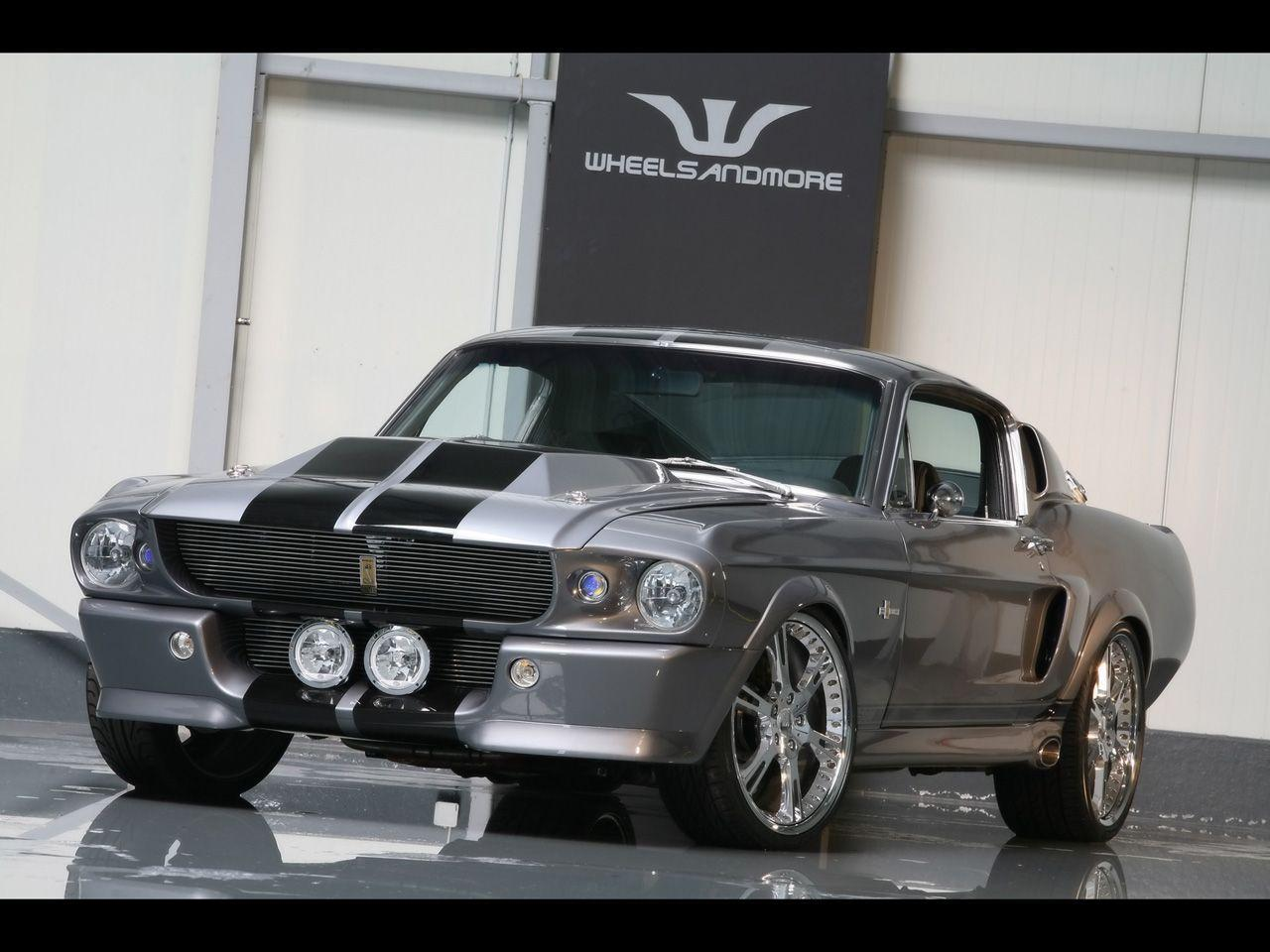 Mustang Shelby GT500 Eleanor 1967