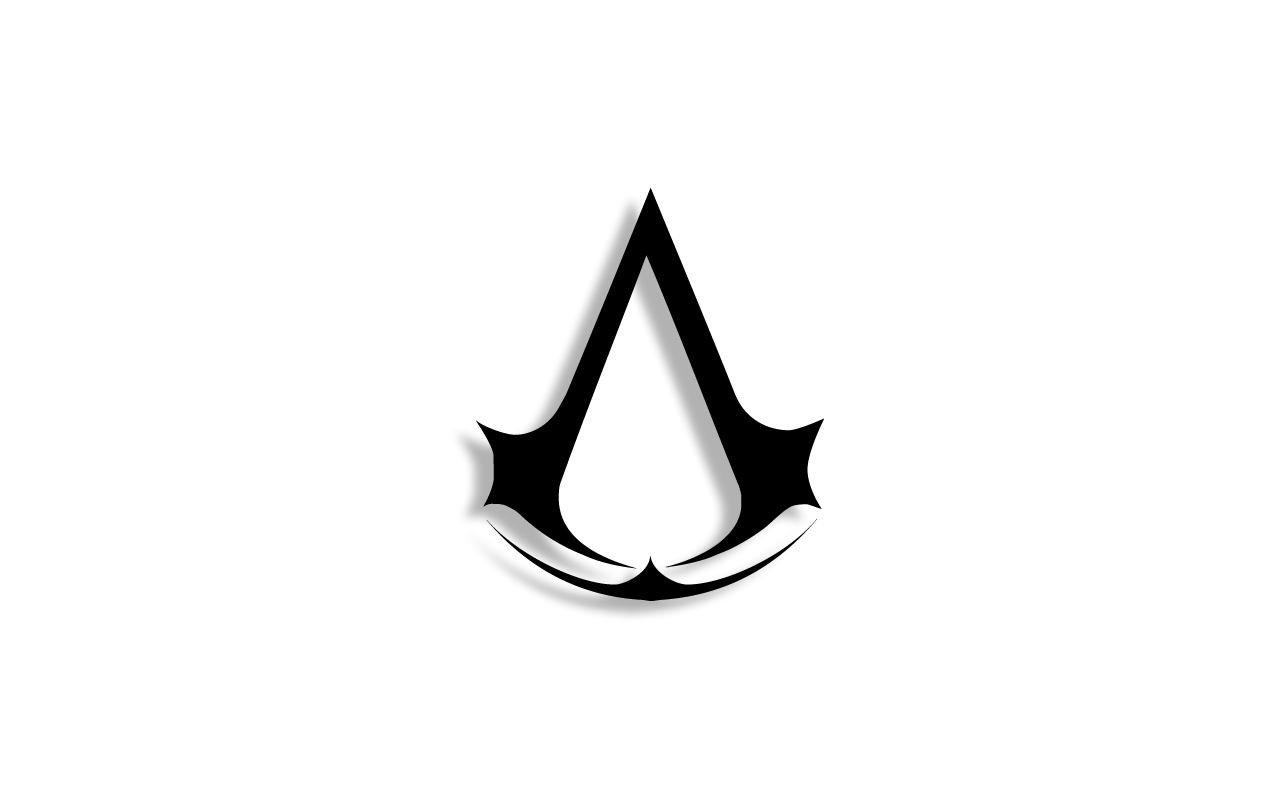 assassins creed logo wallpaper hd