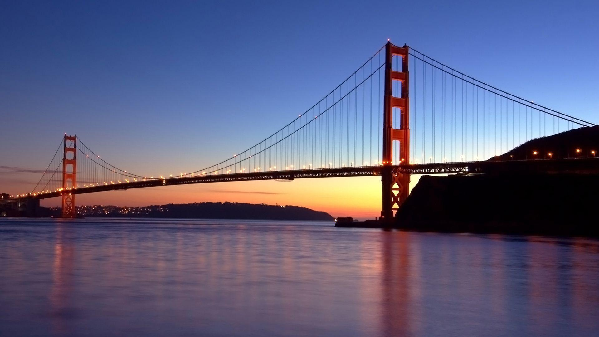Golden Gate Bridge Wallpapers - HD Wallpapers Inn