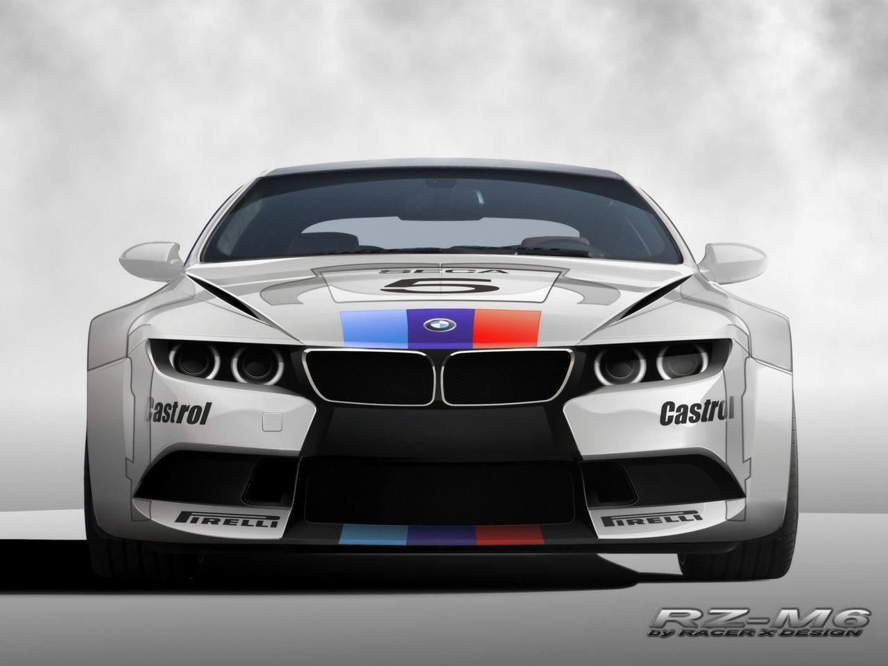 Galaxy Pics: BMW sports cars wallpapers