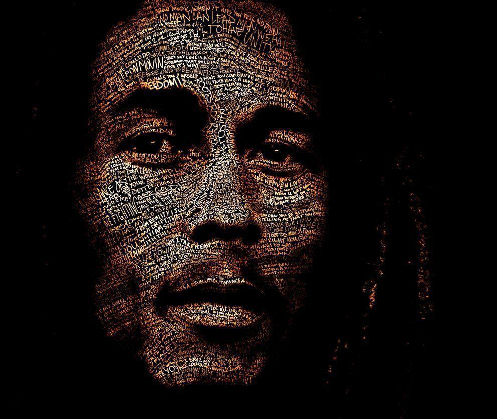 Wallpapers For Bob Marley Wallpaper Black And White Hd