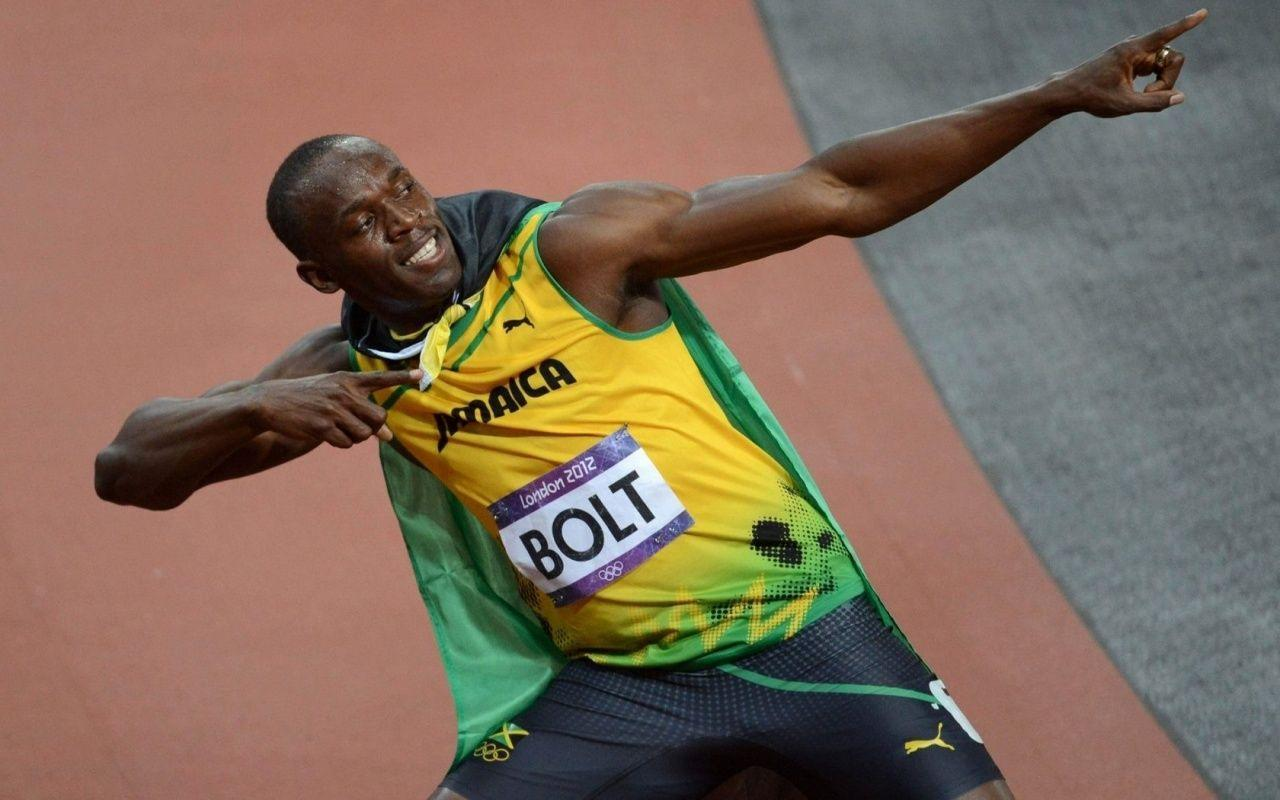 Usain Bolt Olympiad Tablet Wallpaper | Android Tablet Usain Bolt ...