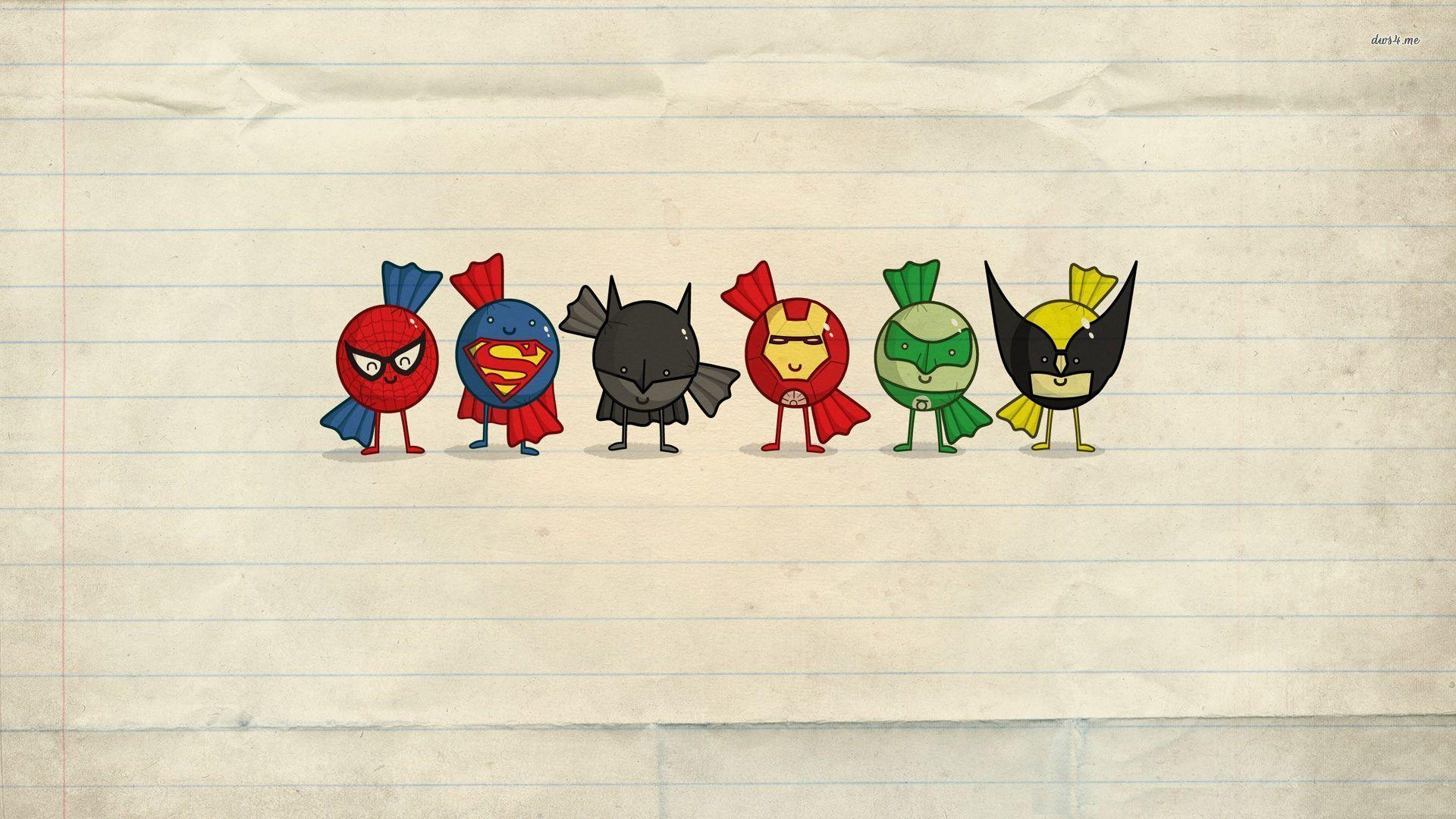Free Superhero Wallpapers - Wallpaper Cave
