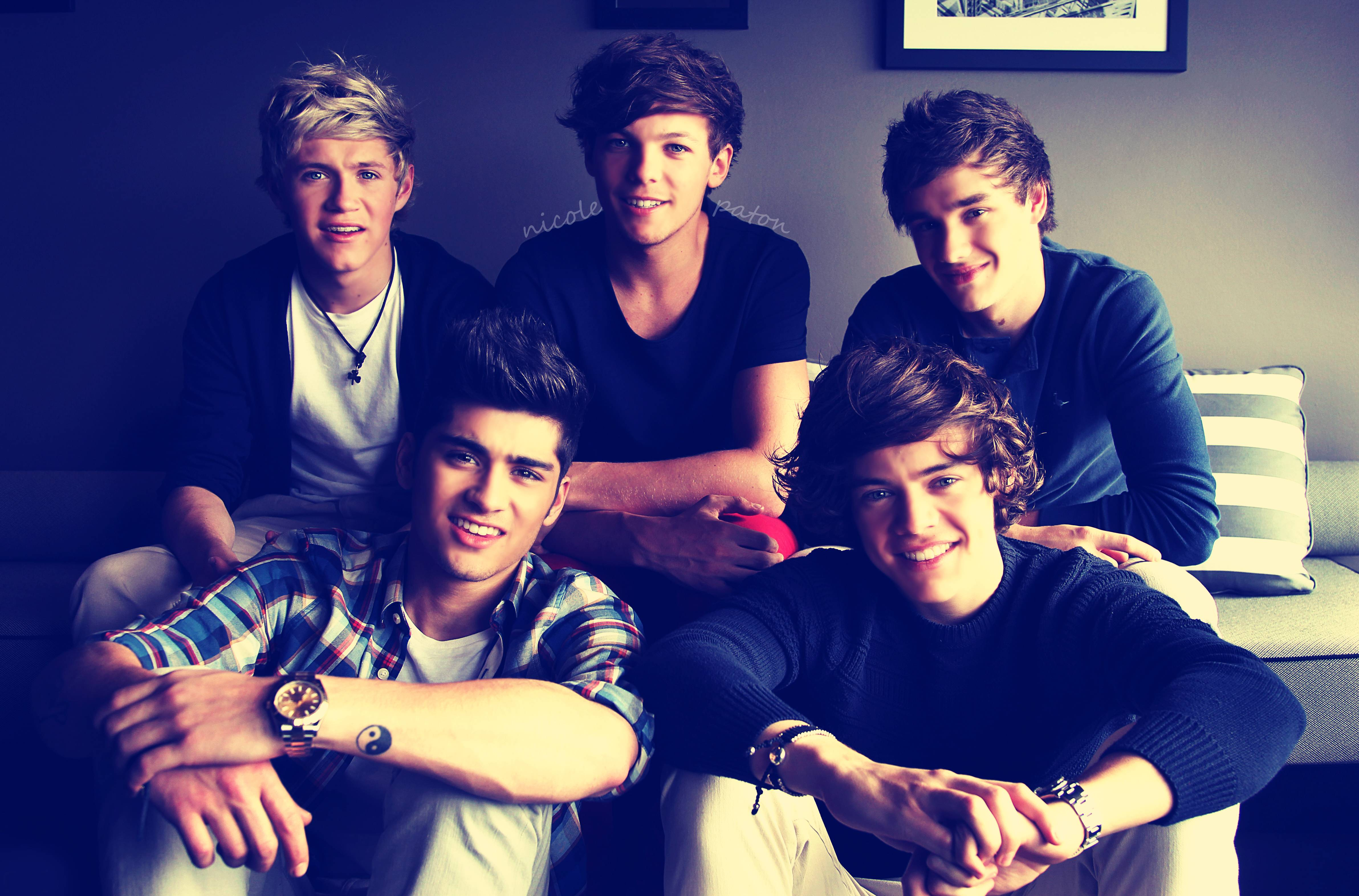 sexy one direction wallpaper - photo #4