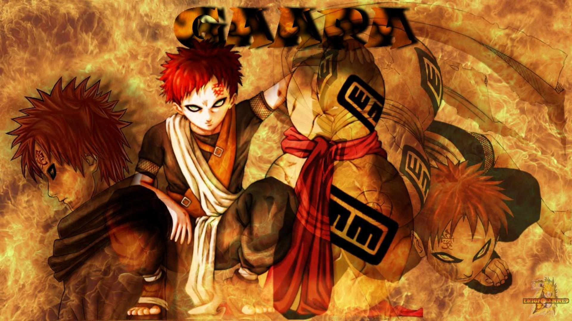 Gaara Wallpapers - Wallpaper Cave